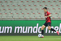 9th June 2021; Arena da Baixada, Curitiba, Brazil; Copa do Brazil, Athletico Paranaense versus Avai; Léo Cittadini of Athletico Paranaense