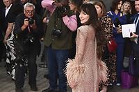 Dakota Johnson bei der Premiere des Kinofilms 'The Lost Daughter' auf dem 65. BFI London Film Festival 2021 in der Royal Festival Hall. London, 13.10.2021 . Credit: Action Press/MediaPunch **FOR USA ONLY**