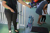 Campinas (SP), 19/04/2021 - Educação - A partir desta segunda-feira (19), as escolas estaduais e privadas de Campinas (SP), retoma as atividades presenciais na cidade. Já os alunos da rede municipal - ensino fundamental - retornam uma semana depois, a partir do dia 26 de abril. Desde ontem, a cidade e o estado de São Paulo estão sob a fase de transição do Plano São Paulo de flexibilização.
