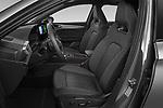 Front seat view of 2021 Cupra Leon - 5 Door Hatchback Front Seat  car photos