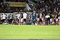 Recife,PE,25.04.2019 - SANTA CRUZ - FLUMINENSE - Segundo jogo da quarta fase pela Copa do Brasil entre Santa Cruz vs Fluminense, nesta quinta-feira (25) no Arruda.(Rafael Vieira/Código19).