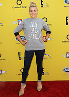 SANTA MONICA, CA, USA - NOVEMBER 16: Busy Philipps arrives at the P.S. ARTS Express Yourself 2014 held at The Barker Hanger on November 16, 2014 in Santa Monica, California, United States. (Photo by Celebrity Monitor)