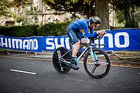 Andrea Piccolo (ITA)<br /> Men Junior Individual Time Trial<br /> <br /> 2019 Road World Championships Yorkshire (GBR)<br /> <br /> ©kramon