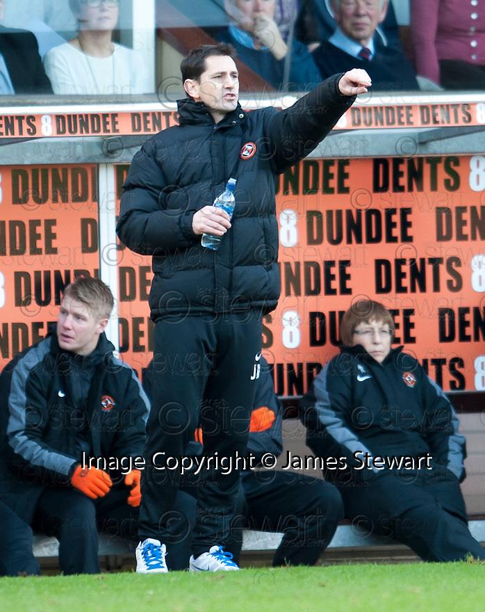 United manager Jackie McNamara.