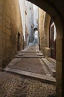 Europe/France/Aquitaine/24/Dordogne/Périgueux: Escalier romain, Passage Taillefer dans le vieille ville