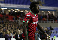 Wilfried Bony of Swansea City during the Carabao Cup Third Round match between Reading and Swansea City at Madejski Stadium, Reading, England, UK. Tuesday 19 September 2017