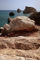 Zypern (Süd), Felsen der Aphrodite, Petra tou Romiou