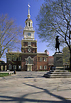 Independence Hall, Independence National Historical Park, Philadelphia, Pennsylvania, USA