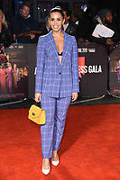 """Shanie Ryan<br /> arriving for the """"Knives Out"""" screening as part of the London Film Festival 2019 at the Odeon Leicester Square, London<br /> <br /> ©Ash Knotek  D3524 08/10/2019"""