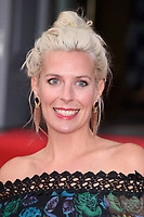 """Sara Pascoe<br /> arriving for the premiere of """"The Wife"""" at Somerset House, London<br /> <br /> ©Ash Knotek  D3418  09/08/2018"""