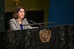 Portigal<br /> <br /> General Assembly Seventy-first session, 33rd plenary meeting<br /> 1. Report of the International Court of Justice [item 70] (a) Report of the International Court of Justice (A/71/4) (b) Report of the Secretary-General (A/71/339) <br /> 2. Organization of work, adoption of the agenda and allocation of items: second report of the General Committee (A/71/250/Add.1) [item 7] <br /> 3. Programme planning: report of the Fifth Committee (A/71/545) [item 135]<br /> 4. Review of the efficiency of the administrative and financial functioning of the United Nations; Report on the activities of the Office of Internal Oversight Services: report of the Fifth Committee (A/71/548) [items 133 and 144]