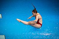 Hentschel Lena Corona GER<br /> Diving - Women's 3m preliminary<br /> XXXV LEN European Aquatic Championships<br /> Duna Arena<br /> Budapest  - Hungary  15/5/2021<br /> Photo Giorgio Perottino / Deepbluemedia / Insidefoto