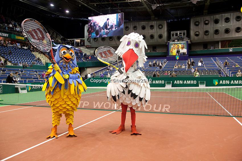 13-2-10, Rotterdam, Tennis, ABNAMROWTT,.Mikhail Youzhny, Novak Djokovic