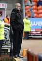 04/10/2008  Copyright Pic: James Stewart.File Name : sct_jspa15_dundee_utd_v_ICT.CRAIG BREWSTER WATCHES HIS SIDE GO DOWN TO DUNDEE UTD.....James Stewart Photo Agency 19 Carronlea Drive, Falkirk. FK2 8DN      Vat Reg No. 607 6932 25.Studio      : +44 (0)1324 611191 .Mobile      : +44 (0)7721 416997.E-mail  :  jim@jspa.co.uk.If you require further information then contact Jim Stewart on any of the numbers above........