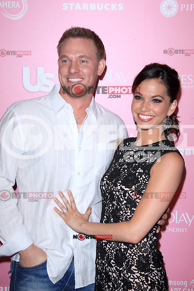 Tye Strickland and Melissa Rycroft at Us Weekly's Hot Hollywood Style Event at Greystone Manor Supperclub on April 18, 2012 in West Hollywood, California. ©mpi28/MediaPunch Inc.