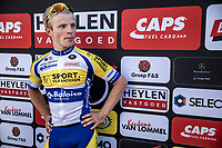 Sasha Weemaes (BEL/Sport Vlaanderen-Baloise) wins the bunch sprint of the Heistse Pijl 2020<br /> <br /> One Day Race: Heist-op-den-Berg > Heist-op-den-Berg 190km  (UCI 1.1)<br /> ©kramon