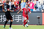 Bayern Munich Midfielder Franck Ribery (R) in action during the 2017 International Champions Cup China  match between FC Bayern and AC Milan at Universiade Sports Centre Stadium on July 22, 2017 in Shenzhen, China. Photo by Marcio Rodrigo Machado / Power Sport Images