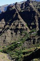 Ribeira da Cruz, Santo Antao, Kapverden, Afrika
