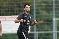 Maximilian Maier (Geinsheim) - Büttelborn 03.10.2021: SKV Büttelborn vs. SV 07 Geinsheim, Gruppenliga
