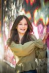 Sophia's Bat Mitzvah<br /> Graffiti Portraits