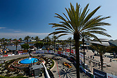 2017 Verizon IndyCar Series<br /> Toyota Grand Prix of Long Beach<br /> Streets of Long Beach, CA USA<br /> Sunday 9 April 2017<br /> Ryan Hunter-Reay<br /> World Copyright: Jake Galstad/LAT Images