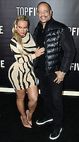 NEW YORK CITY, NY, USA - DECEMBER 03: Coco Austin, Ice-T arrive at the New York Premiere Of 'Top Five' held at the Ziegfeld Theatre on December 3, 2014 in New York City, New York, United States. (Photo by Celebrity Monitor)