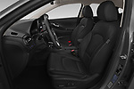 Front seat view of 2020 Hyundai i30-Fastback Sky 5 Door Hatchback Front Seat  car photos