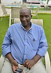 MSH's fabulous driver and logistics man Felix Nzitatira , Rwanda