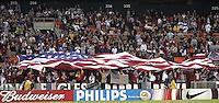 USA fans, Panama vs USA, World Cup qualifier at RFK Stadium, 2004.