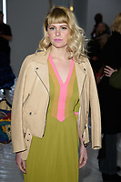 Hannah Arterton<br /> at the Jasper Conran show as part of London Fashion Week, London<br /> <br /> <br /> ©Ash Knotek  D3378  17/02/2018