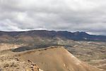 Sutton Mountain Wilderness Study Area, Eastern Oregon, Oregon, Basalt formation,