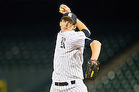 Starting pitcher Austin Kubitza #21 of the Rice Owls in action against the Texas A&M Aggies at Minute Maid Park on March 5, 2011 in Houston, Texas.  Photo by Brian Westerholt / Four Seam Images