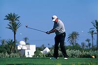 Tunesien, Djerba, Plage de Sidi Mahrés, Golfplatz
