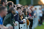 Pix Magi Haroun 26.08.2020<br /> <br /> REPORTER: Gideon Brooks:<br /> Pix shows the first crowd of 150 fans let in to watch Daisy Hill FC v Bury FC. Fans enjoy the match and refreshment