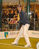 23-2-07,Tennis,Netherlands,Rotterdam,ABNAMROWTT, Petelbal met Sjeng Schalken