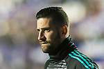Goalkeeper Francisco Casilla Cortes, K Casilla, of Real Madrid in training prior to the La Liga 2017-18 match between Levante UD and Real Madrid at Estadio Ciutat de Valencia on 03 February 2018 in Valencia, Spain. Photo by Maria Jose Segovia Carmona / Power Sport Images