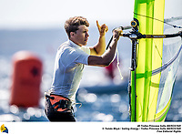 From 24th March to 1st April the bay of Palma  host the 48th edition of the Trofeo Princesa Sofia IBEROSTAR, one of the most important Olympic Classes regatta in the world. Around a 800 sailors from 45 nations will meet in Mallorca to start the Olympic path towards Tokyo 2020, in one of the most international sports event and with a higher participation in Spain. Image free of editorial rights. © Tomás Moya / Sailing Energy / Trofeo Princesa Sofía IBEROSTAR