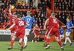 06.02.2019:Aberdeen v Rangers: Handball and penalty for Scott McKenna