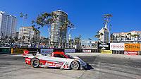 #5 Chevrolet Corvette DP of Joao Barbosa nd Christian Fittipaldi, Long Beach Grand Prix, Long Beach, CA, April 2014.  (Photo by Brian Cleary/ www.bcpix.com )