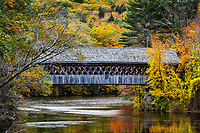 New England College Covered Bridge.