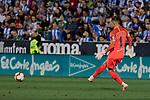 FC Barcelona's Ter Stegen during La Liga match between CD Leganes and FC Barcelona at Butarque Stadium in Madrid, Spain. September 26, 2018. (ALTERPHOTOS/A. Perez Meca)