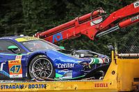 #47 CETILAR RACING (ITA) FERRARI 488 GTE EVO LMGTE AM - ROBERTO LACORTE (ITA) / GIORGIO SERNAGIOTTO (ITA) /ANTONIO FUOCO (ITA)