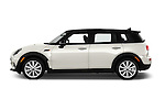 Car Driver side profile view of a 2018 MINI CLUBMAN Cooper 5 Door wagon Side View