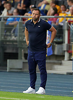 Trainer Pal Dardai     <br /> / Sport / Football / DFB Pokal 1.round 3. Bundesliga Bundesliga /  2018/2019 / 20.08.2018 / BTSV Eintracht Braunschweig vs. Hertha BSC Berlin / DFL regulations prohibit any use of photographs as image sequences and/or quasi-video. /<br />       <br />    <br />  *** Local Caption *** © pixathlon<br /> Contact: +49-40-22 63 02 60 , info@pixathlon.de