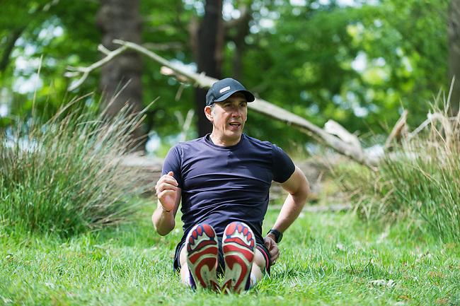AMMP.Sport training session in Richmond Park<br /> Photo: AMMP/Maciek Musialek