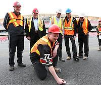 TD Place coin Ottawa RedBlacks 2014. Photo Scott Grant
