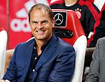 Nederland, Amsterdam, 15 augustus 2015<br /> Eredivisie<br /> Seizoen 2015-2016<br /> Ajax-Willem ll (3-0)<br /> Frank de Boer, trainer-coach van Ajax