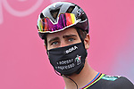 Peter Sagan (SVK) Bora-Hansgrohe at sign on before the start of Stage 9 of the 103rd edition of the Giro d'Italia 2020 running 208km from San Salvo to Roccaraso (Aremogna), Sicily, Italy. 11th October 2020.  <br /> Picture: LaPresse/Gian Mattia D'Alberto   Cyclefile<br /> <br /> All photos usage must carry mandatory copyright credit (© Cyclefile   LaPresse/Gian Mattia D'Alberto)