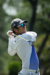 Rory Hie of Indonesia in action during the Venetian Macao Open 2016 at the Macau Golf and Country Club on 16 October 2016 in Macau, China. Photo by Marcio Machado / Power Sport Images