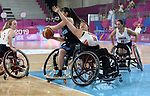 Puisand Lai, Lima 2019 - Wheelchair Basketball // Basketball en fauteuil roulant.<br />